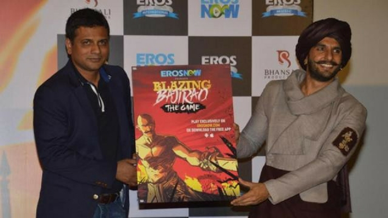 Animation Bollywood Movie Promotions