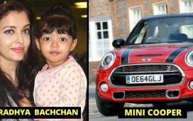 Bollywood celeb kids and their expensive gifts