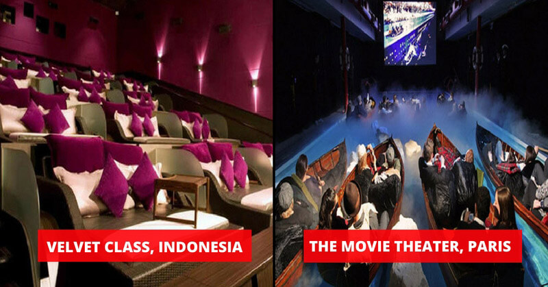 Amazing Movie Theaters