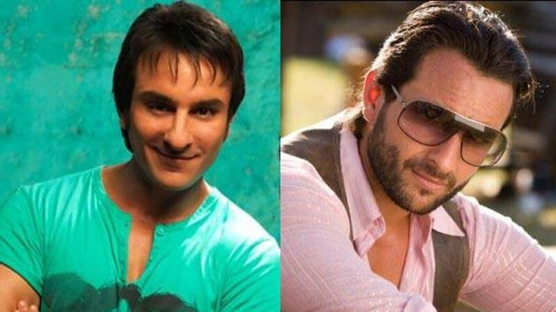 Saif Ali Khan Botox Injection