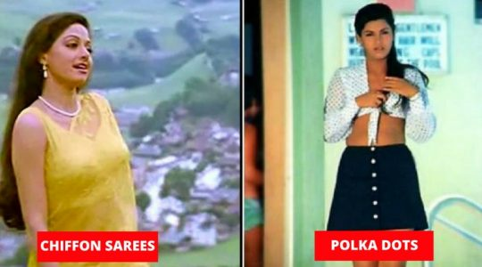 10 fashion trends taught by bollywood movies