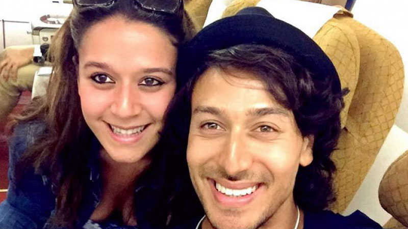 Krishna and Tiger Shroff