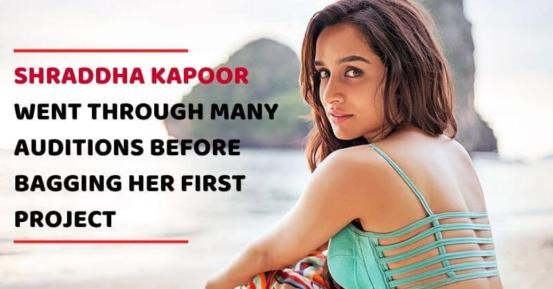 Shraddha Kapoor Facts