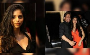 Suhana gets her first project