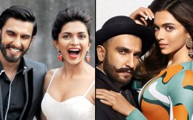 ranveer and deepika engaged