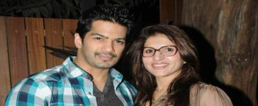 Amit Tandon And Ruby Tandon