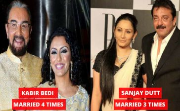 Bollywood Celebs Married Multiple Times