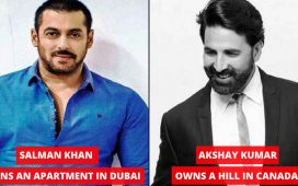 Celebs Expensive Apartments In Foreign
