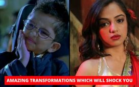 Child Actor Transformations