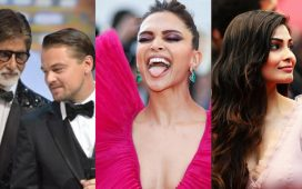 Indian Celebrities At Cannes