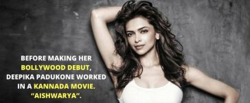 Deepika Padukone Before Bollywood Debut