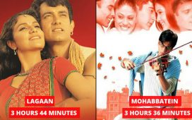 Lengthiest Bollywood Movies