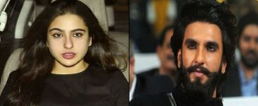 Sara Ali Khan Debut Movie With Ranveer In Simmba