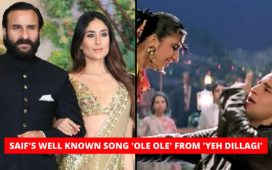 Kareena Dances To Saif's Ole Ole
