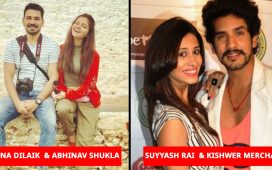 TV Couples Who Are Living Or Have Lived Together Before Marriage