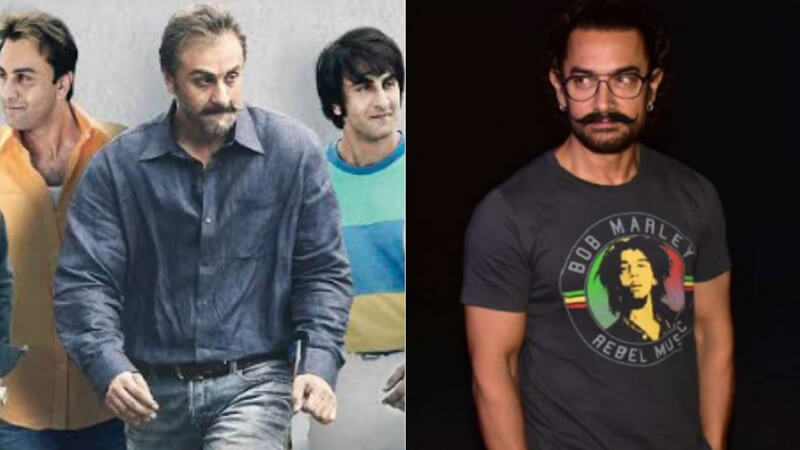 Aamir Did Accept The Roll In 'Sanju', But Was Rejected
