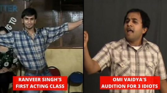 Audition Videos Of Bollywood Stars