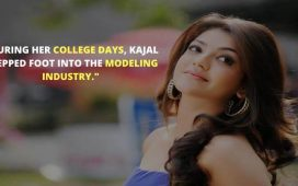 Kajal Agarwal Unknown facts