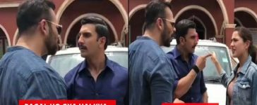 Simmba Movie First Look