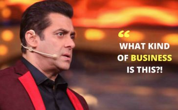 Salman Khan Angry At Distributors