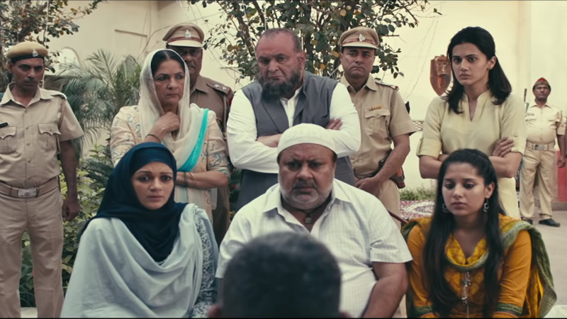 Mulk Movie Trailer