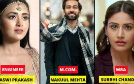 Some Of The Most Educated Indian TV Actors