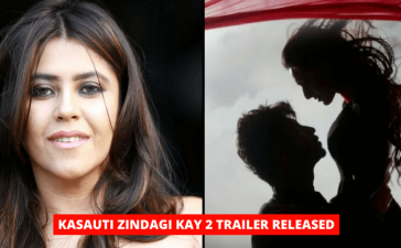 Ekta Kapoor Shared Teaser Of 'Kasauti Zindagi Kay 2', Got Trolled