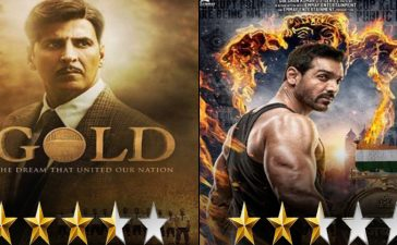Gold And Satyameva Jayate Reviews