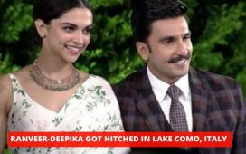 Ranveer-Deepika Marriage Ceremony