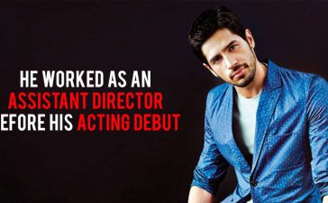 Sidharth Malhotra Lesser Known Facts