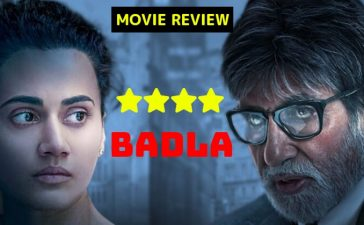 BADLA MOVIE REVIEW