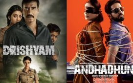 Bollywood Thrillers