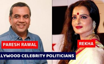BOLLYWOOD CELEBRITY POLITICIANS