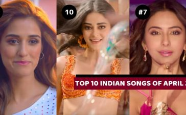 Popular Indian Songs April 2019