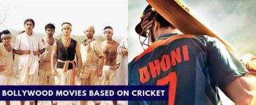 BOLLYWOOD MOVIES BASED ON CRICKET