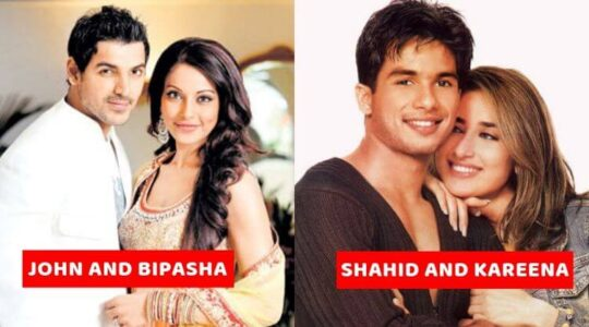 Bollywood Couples Not Together