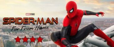 Spider-Man Far From Home Movie Review