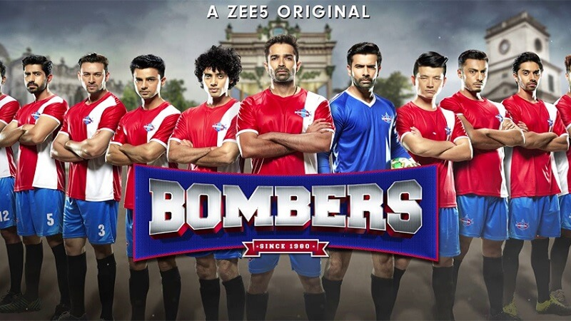 Football Web-series Zee5's Bombers