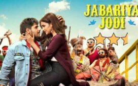 Jabariya Jodi Movie Review