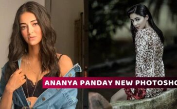 Ananya Panday Photoshoot
