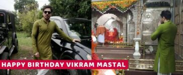 Vikram Mastal Birthday