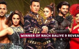 Nach Baliye 9 Winner Prince and Yuvika