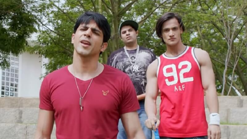 Asim In Main Tera Hero