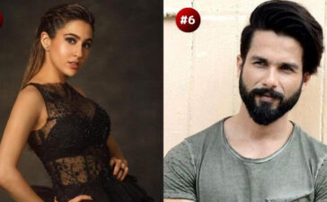 Most Googled Bollywood Celebrities