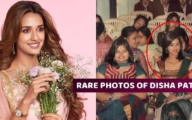 Rare Photos Of Disha Patani