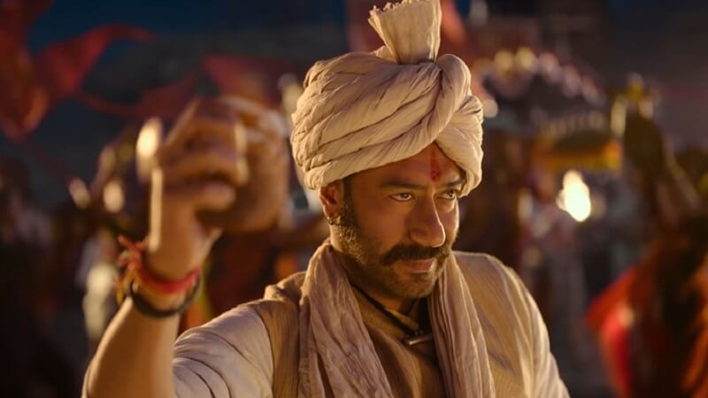 Tanhaji Ajay Devgn Review
