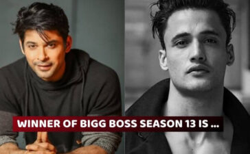 Bigg Boss 13 Trophy Winner