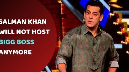 Salman Khan Will Not Host Bigg Boss