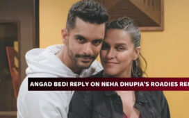 Angad Bedi On Neha Dhupia's Remark
