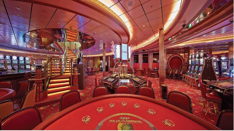 Cruise Ship Casinos